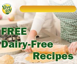 Free Dairy-Free Recipes