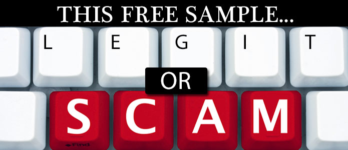 free-sample-legit-or-scam