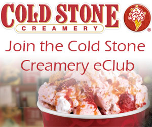 Join the Cold Stone Creamery eClub