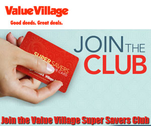 Join the Value Village Super Savers Club