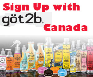 Sign Up with got2b Canada