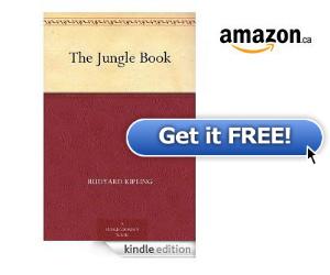 The Jungle Book Free Kindle Edition