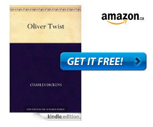 Free Kindle Edition of Oliver Twist