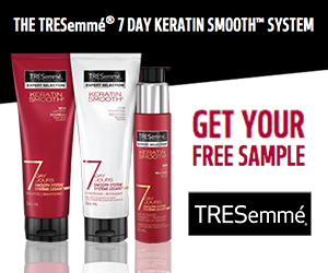Get a Sample of TRESemme