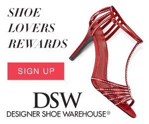 Sign Up with DSW Canada