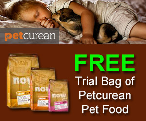 Free Trial Bag of Petcurean Pet Food
