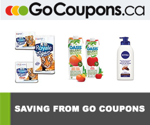 Savings from Go Coupons