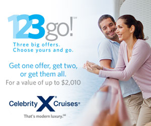 Set Sail with Celebrity Cruises