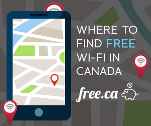 Where To Get Free Wi-Fi in Canada