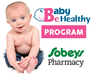 Sobeys Baby Be Healthy Program