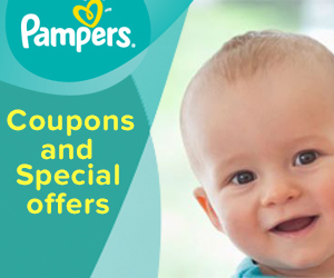Pampers Savings Program