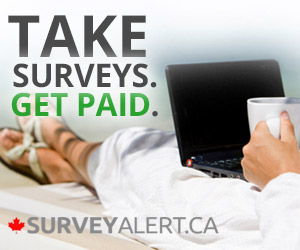 Take Surveys & Get Paid With SurveyAlert.ca