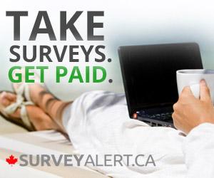 Take Surveys & Get Paid With SurveyAlert.ca
