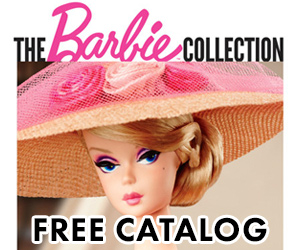 Free Barbie Collector's Catalogue
