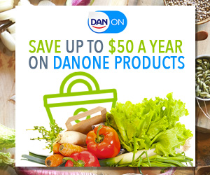 Save Up to $50 a Year on Danone Products