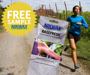 Free Sample Nikwax Basefresh