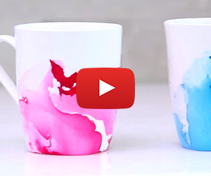 She Dipped a Mug in Water, Now You Will Too!