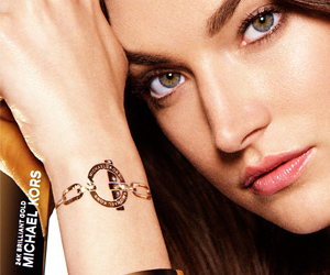 Free Michael Kors Scented 24K Gold Tattoo