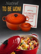 Win Le Creuset Cookware