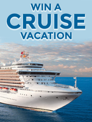 Win a Cruise Vacation