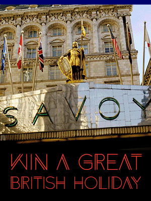 Win a Holiday in Britain