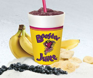Get a Free Birthday Smoothie