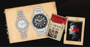 Win His and Hers Citizen Watches