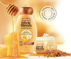 Save On Garnier Whole Blends Haircare