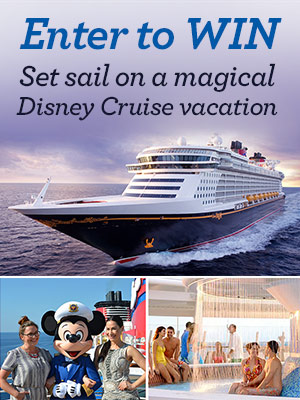 Win a Disney Cruise from The Social