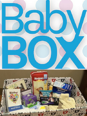 Free Baby Box For Your Newborn