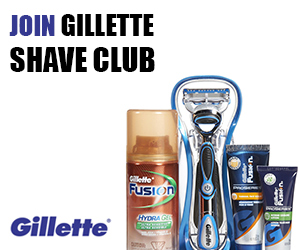 Join Gilette Shave Club
