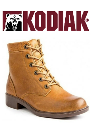 Win a pair of Kodiak Acadia Boots