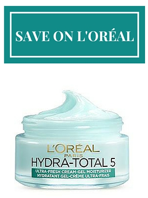 Save with L'Oreal Coupons
