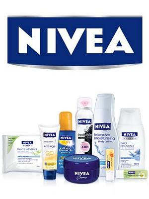 Save on Nivea Products