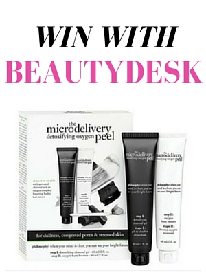 Win a Philosophy Skincare Prize Pack