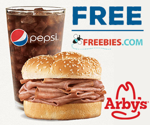 Free Classic Beef 'n Cheddar From Arby's