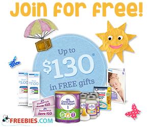 Join the Nestle Baby Program