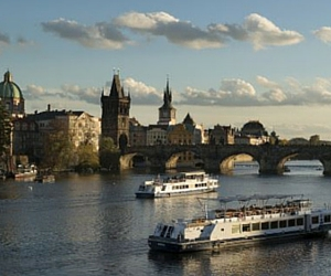 Win a trip to Prague, Czech Republic