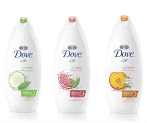 Save $1.50 off Dove Body Wash