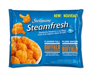 Save $1 off Swanson Steamfresh Frozen Vegetables