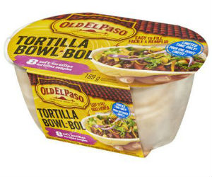 Free Tortilla Bowls From Old El Paso