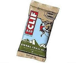 CLIF Bar Sierra Trail Mix Energy Bar Recall