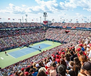 Win a Trip to the Rogers Cup in Toronto