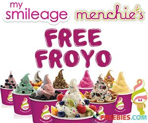 Get Birthday Freebies with Menchie's Smileage Club