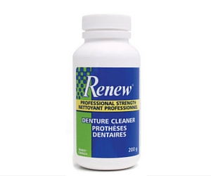 Free Sample Renew Dental Cleaner