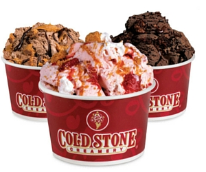 Free Birthday Ice Cream Creation from Cold Stone Creamery