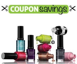 Buy 2 Revlon Colorstay Nail Polish & Save $5