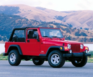 Win an Upgraded 2004 Jeep Wrangler
