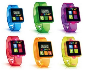 "McDonald's ""Step-iT"" Activity Wristband Recall"