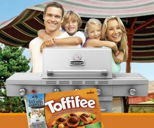Win the Ultimate Backyard from Toffifee